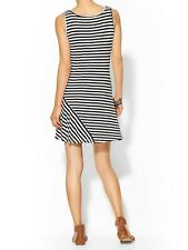 Calvin Klein striped dress, size 4, AUS 8-10, mint condition