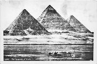 B91475 the pyramids of gizeh cairo egypt