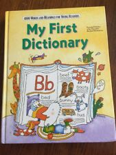 My First Dictionary: 4000 Words and Meanings VINTAGE (first edition 1991)