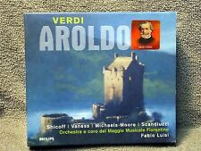 VERDI - AROLDO - SHICOFF / VANESS - GERMAN IMPORT - GENTLY USED 2 CD SET