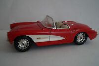 Bburago Burago Modellauto 1:18 Chevrolet Corvette 1957