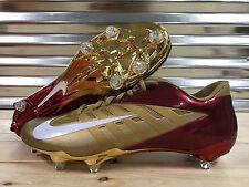 Nike Vapor Pro Low D Florida State Seminoles Football Cleats FSU Sample MISMATCH
