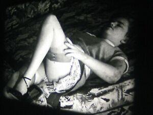 1950s Vintage 16mm film .. model ,  ....   # 507