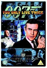 James Bond - You Only Live Twice (Ultimate Edition 2 Disc Set)   [DVD], Good DVD
