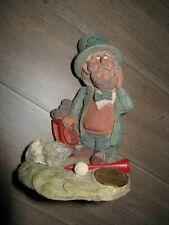 Declan's Finnians Blarney Stone Figure Golf Motif
