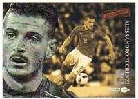 2016-17 2017 Panini Aficionado Soccer Artist's Proof #14 Alessandro Florenzi
