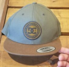 DC Shoes The Classics Snap Back Hat Trucker New