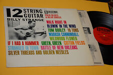 BILLY STRANGE LP 12 STRING GUITAR 1°ST ORIG USA '70 CARTONATA TOP JAZZ