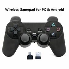 2.4 GHz wirelessgamepad telecomando Gioco Joystick Videojuego Controlador por PC Android