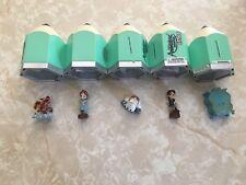 Disney Animators Collection Littles Wave 6 Teal Pencil Blind Wendy Flynn Lot