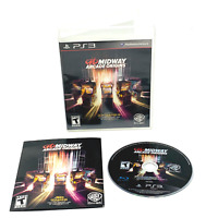 Midway Arcade Origins (Sony PlayStation 3, 2012) PS3 Complete