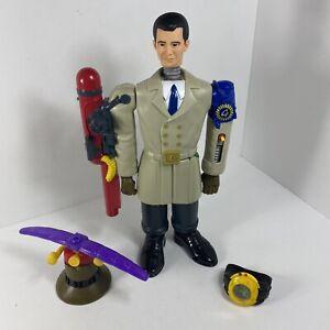 """Mcdonald's Happy Meal Inspector Gadget Action Figure Complete Set 1999 14"""""""