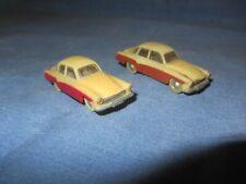 2 alte schöne Modellautos