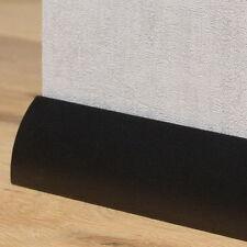 Sockelleisten / Laminat / Parkett - 40mm Softline - Schwarz