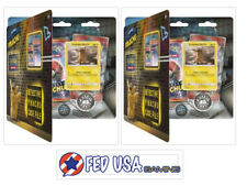 Pokemon TCG Detective Pikachu Case File 2 Boxes 6 Booster Packs + Promos