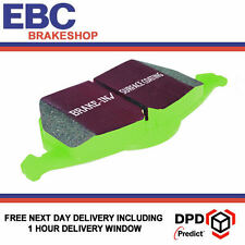 EBC GreenStuff Brake Pads for SMART Roadster/ForTwo 2004-2014