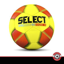 Select Classic Camp Ball, Orange-Volt, Size 4