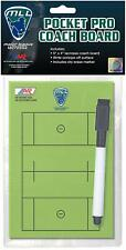 A&R Mll Pocket Pro Field Lacrosse Coaching Board! Lax Coach Coaches Aid 4x5