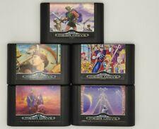 Phantasy Star, Shining Force... Sega Mega Drive