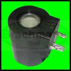 Magnetspule Magnet Ø16mm 12V DC 24V DC 12V 50Hz 24V 50Hz 230V 50Hz NEU