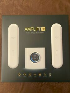 Ubiquiti AmpliFi Dual-Band Mesh Wi-Fi System - White - with *1 Mesh Point*
