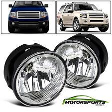 2008-2011 Ford Ranger/2007-2014 Ford Expedition Bumper Fog Lights Set 2009 2010