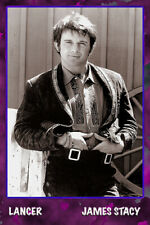 "4""x6"" Magnet Print - ""Lancer"" James Stacy"
