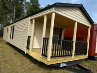 2020 12x40 1BR/1BA A/C- HUD Mobile TINY Home/House Park Model-for ALL FLORIDA