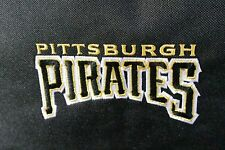 MLB. Pittsburgh Pirates Duffle Bag. Black. New.