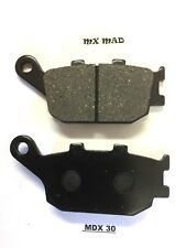 Brake Pads V-Strom DL1000 K2 - K9    2002 - 2009 REAR  MDX 30