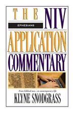Ephesians, Klyne Snodgrass, Good Book