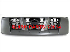 2005-2008 Nissan Xterra Front Radiator Grille Grill Grey & Black OEM NEW