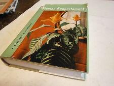 Plantes  d'appartement par A Duperrex et G Buscarlet