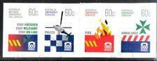 Australie 2010 Emergency Services S/A Bande 4 Très Bien Utilisé