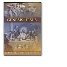 GENESIS TO JESUS WITH SCOTT HAHN & ROB CORZINE EWTN  DVD