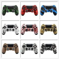 Soft Touch Design Front Shell for Playstation 4 PS4 Pro Slim JDM-040 Controller