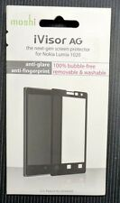 for NOKIA LUMIATM 1020, MOSHI IVISOR AG ANTI-FINGERPRINT/GLARE SCREEN PROTECTOR