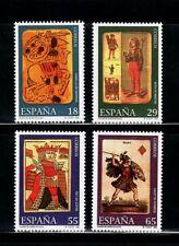 ESPAÑA 1994 3317/0 Museo Naipes 1v.