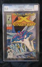XFactor 24 CGC 9.0 Appearance of Archangel