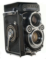 Rolleiflex 3.5F Carl Zeiss Planar Model 3 –Just serviced. This is a model K4E in