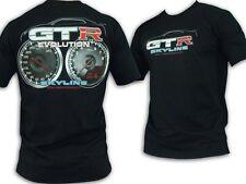 T-Shirt Sport GT Car GTR Evolution Skyline High Performance Black