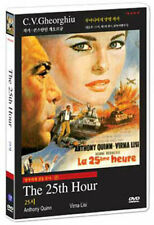 The 25th Hour (1967) New Sealed DVD Anthony Quinn