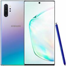 Samsung Galaxy Note 10+ Samsung 12GB RAM 256GB Unlocked Aura Glow (No Pen Clip)A