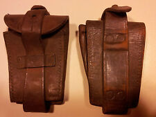 ARGENTINA RIFLE AMMO POUCH WWII MAUSER