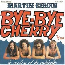 """Martin Circus """" Bye-bye cherry """""""