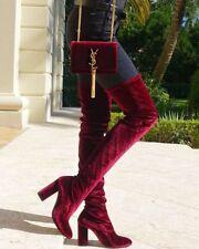 Zara Women's Velvet Upper