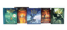 Percy Jackson and the Olympians Books 1-5 CD Collection by Rick Riordan (CD-Audio, 2010)