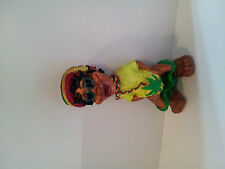 Bob Marley Style, Marijuana Funny Bobble Head Reggae Statue Car Toy