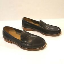 J. Shoes Stephen Leather Loafers Mens 8.5