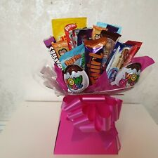Sweets Chocolate Bouquet Mix Hamper Birthday Wedding Eid GIft Personal Message